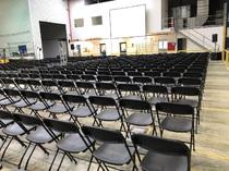 Klappstuhl, Konferenz, Versammlung, Tagung