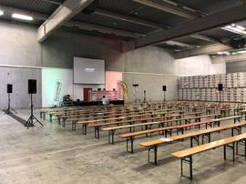 Sounds of Reality / Betriebsversammlung / Rewe Gruppe