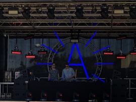 Sounds of Reality / Aquqphobie Festival 2019 / Main Music Event